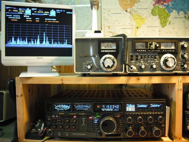 FTdx-9000コンテスト、評
